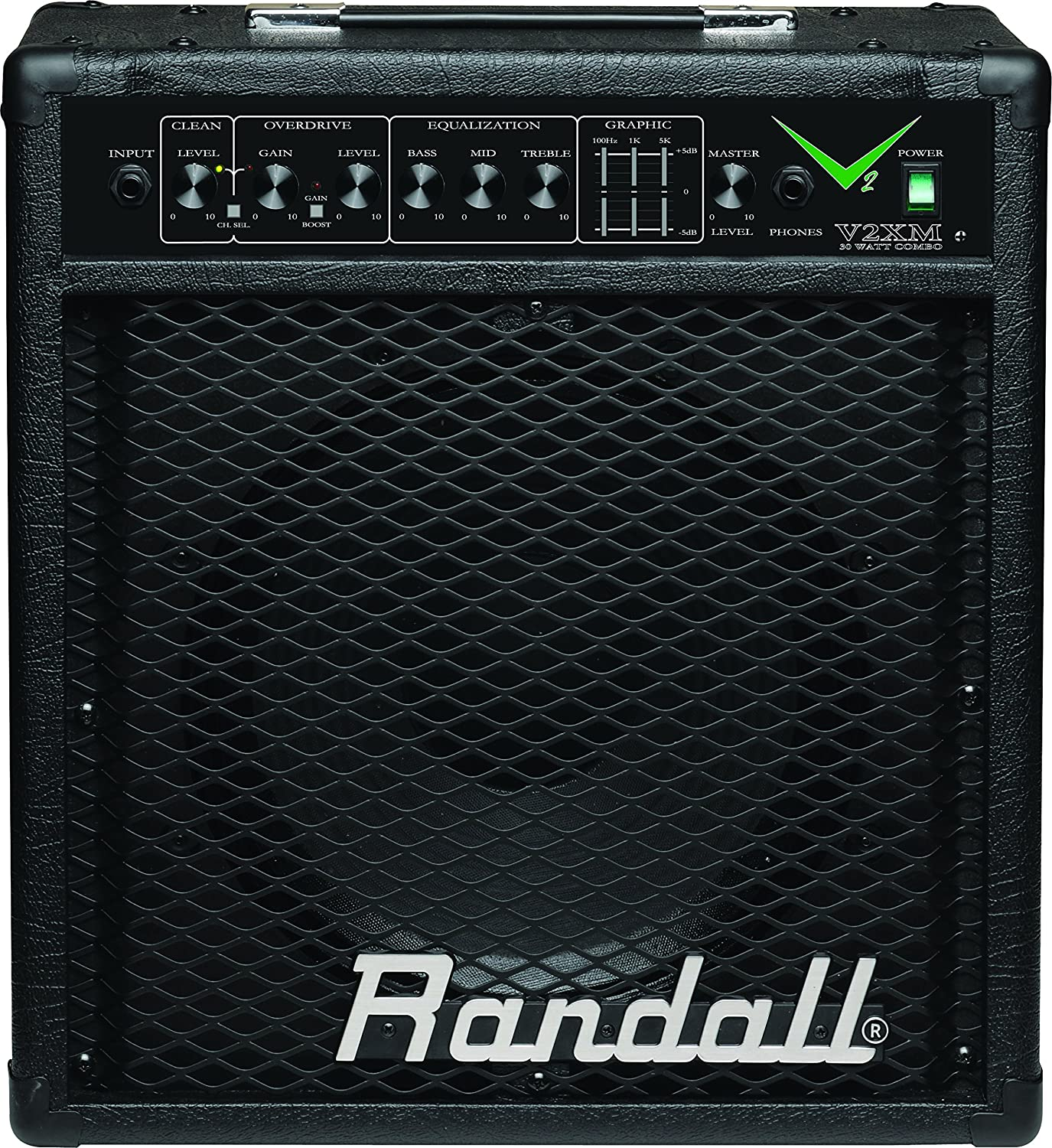 Randall V2XM RX Series Guitar Amp: Amazon ca: Musical Instruments