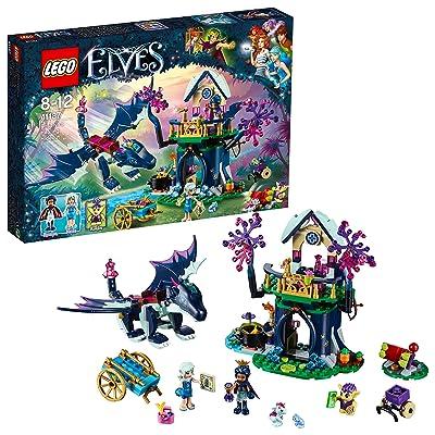 Lego Elves: Rosalyn\'s Healing Hideout 41187: Toys & Games [5Bkhe0303275]