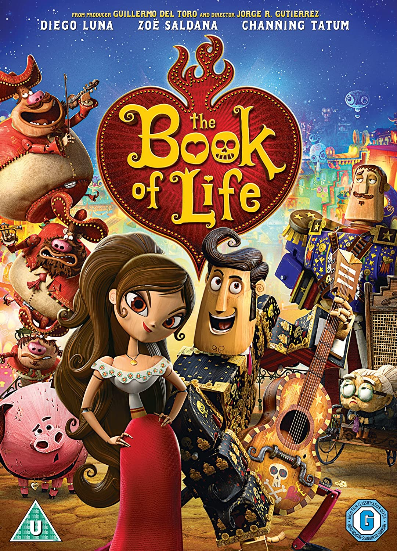 The Book of Life [DVD]: Amazon.co.uk: Jorge R. Gutierrez: DVD ...