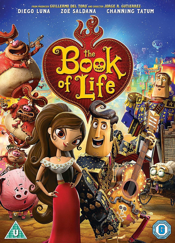 Book Of Life DVD [Italia]: Amazon.es: Diego Luna, Zoe Saldana ...