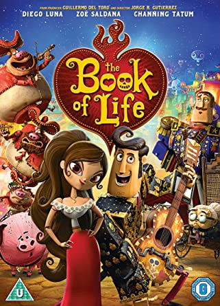 The Book of Life [DVD]: Amazon co uk: Jorge R  Gutierrez