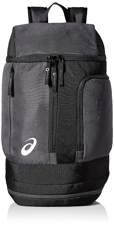 ASICS Tm X-over Backpack, Black/Black, One Size ASICS Sports Apparel ZR3073