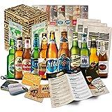 Bier-Probier-Set - Geschenkidee zu Weihnachten, Geschenkidee für Freund zu Weihnachten, originelle Geschenke