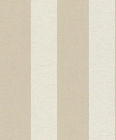 Vlies Tapete Streifen Gestreift creme grün Glitzer Rasch Cato 801439 2,65€//1qm