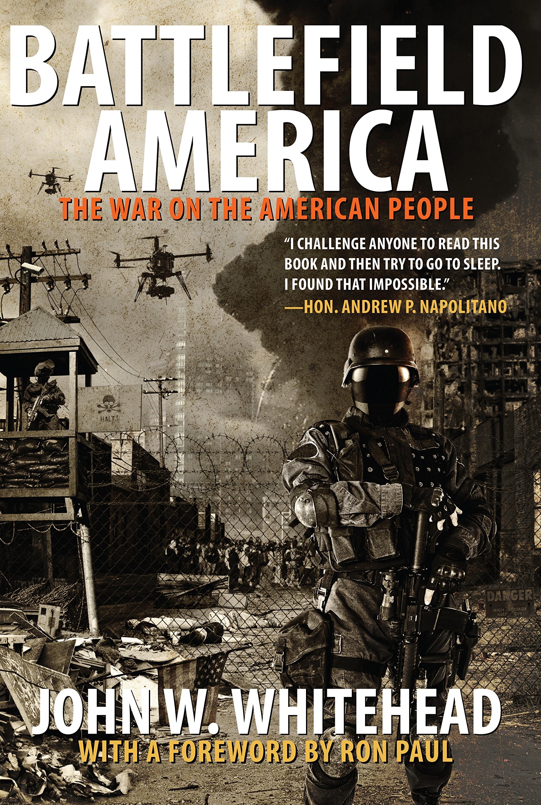 Amazon Battlefield America The War On American People 9781590793091 John W Whitehead Books