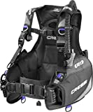 Cressi Lightweight Scuba Diving Jacket BCD with Integrated Movable Weight Pockets and 3 Exhaust Valves: R1: Designed in…