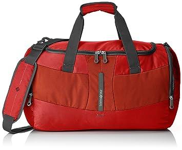 Samsonite 4mation Duffle Bolsa de Viaje, 52 litros, Color Rojo/Gris: Amazon.es: Equipaje
