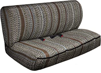 OxGord 2pc Full Size Heavy Duty Saddle Blanket Bench Seat Covers