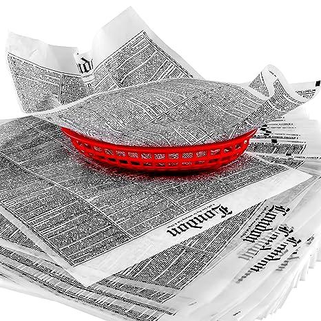 Review Avant Grub Deli Paper