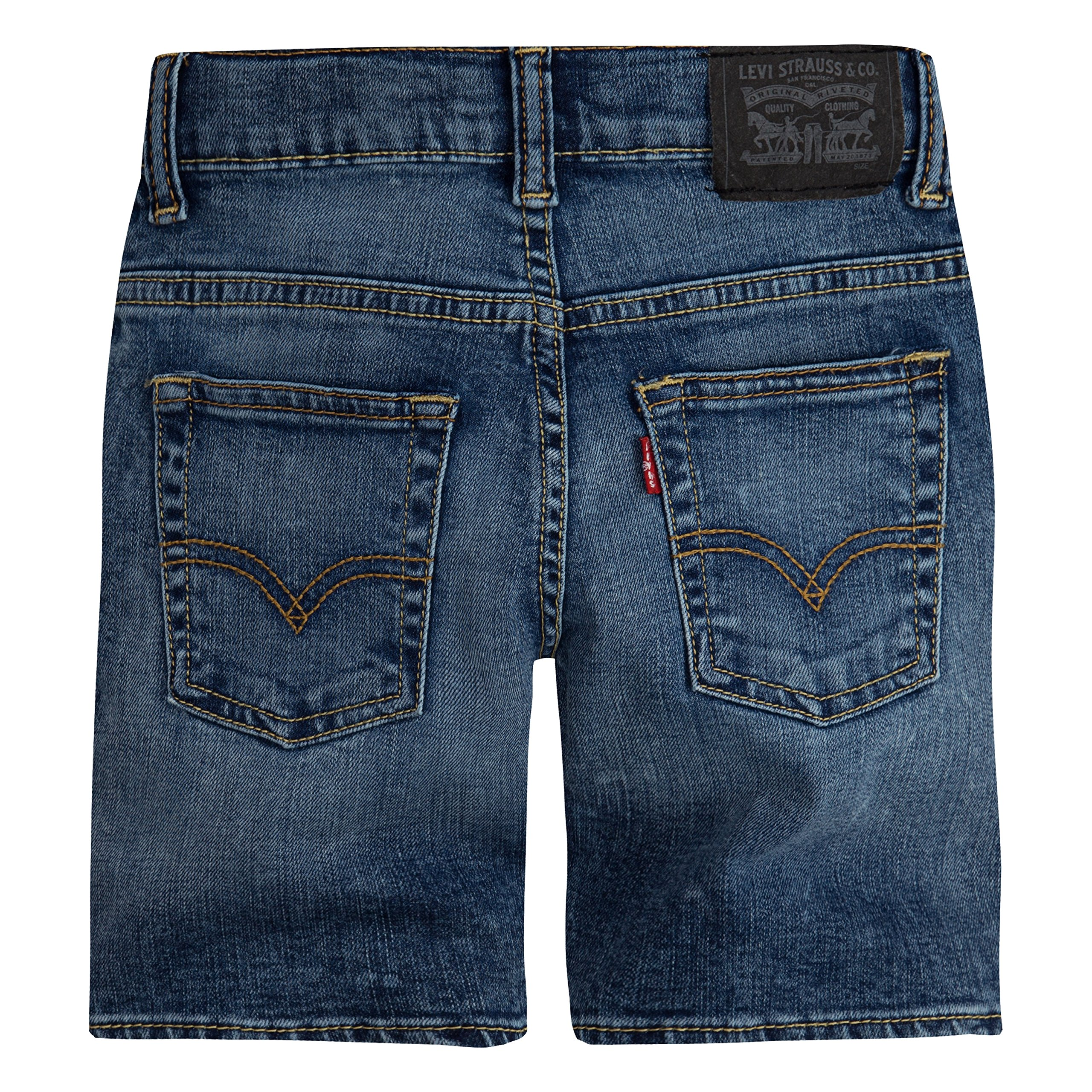 Levi's Big Boys' 511 Performance Shorts, Kosmo, 12 by Levi's (Image #2)