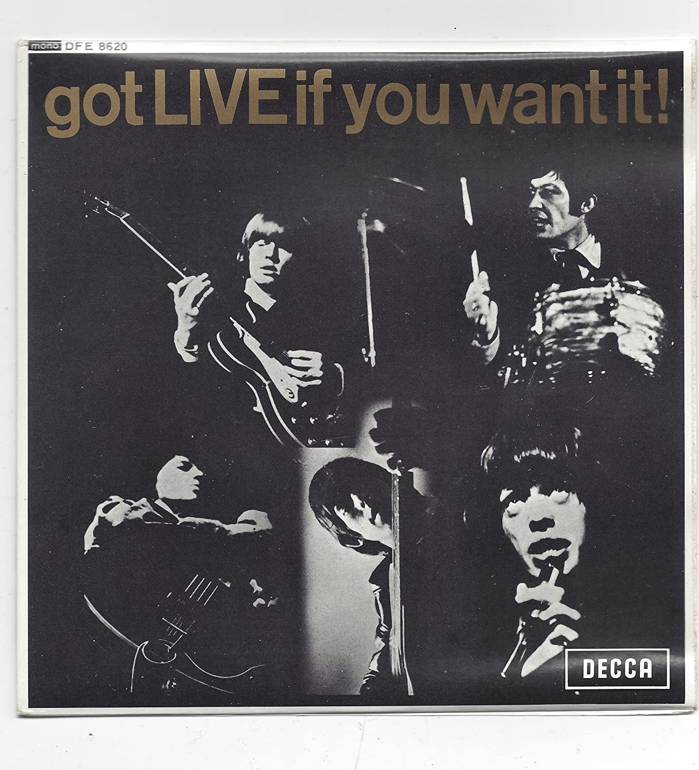 Got Live If You Want It EP B004C3MLLW