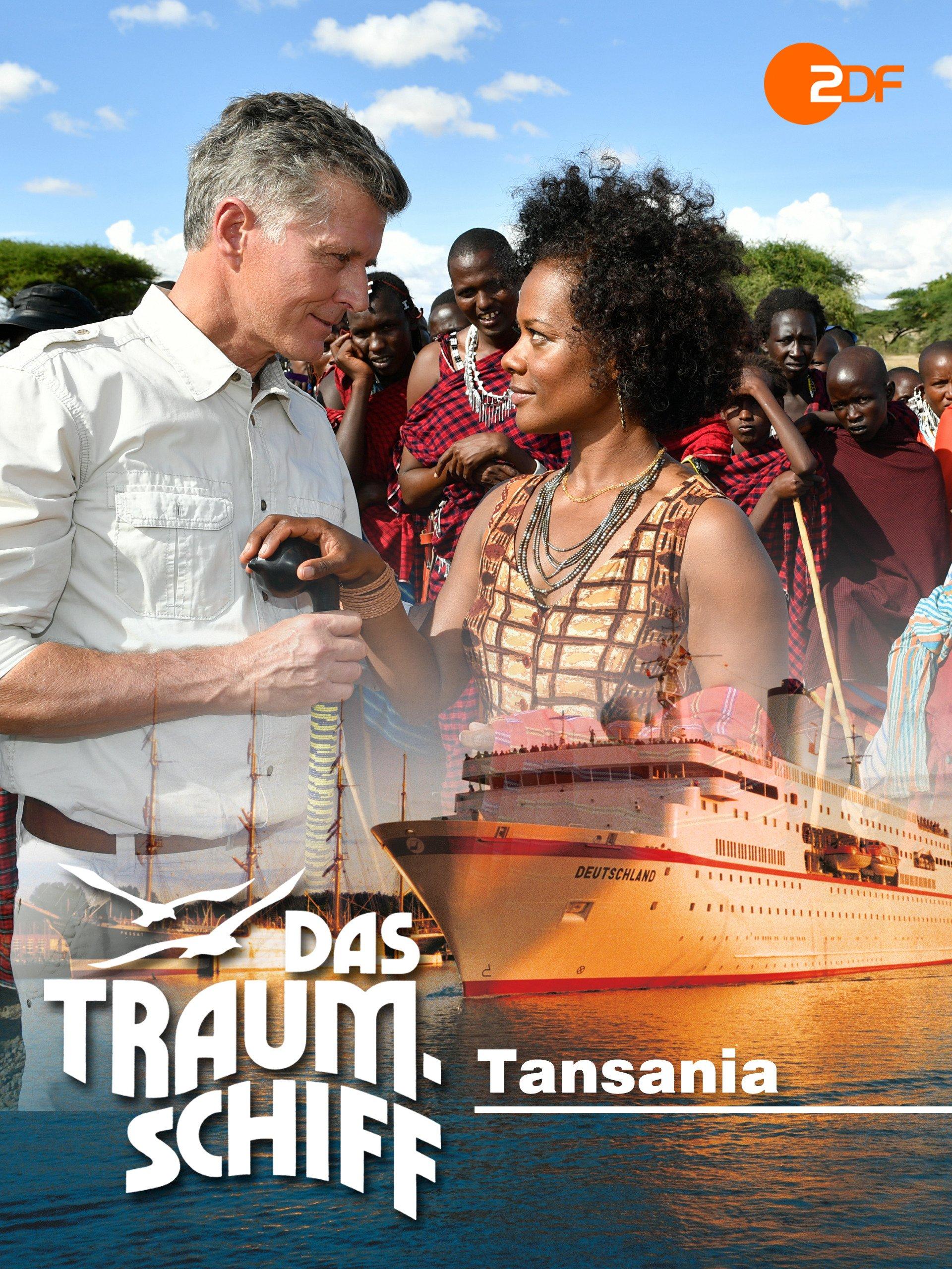 Das Traumschiff Tansania