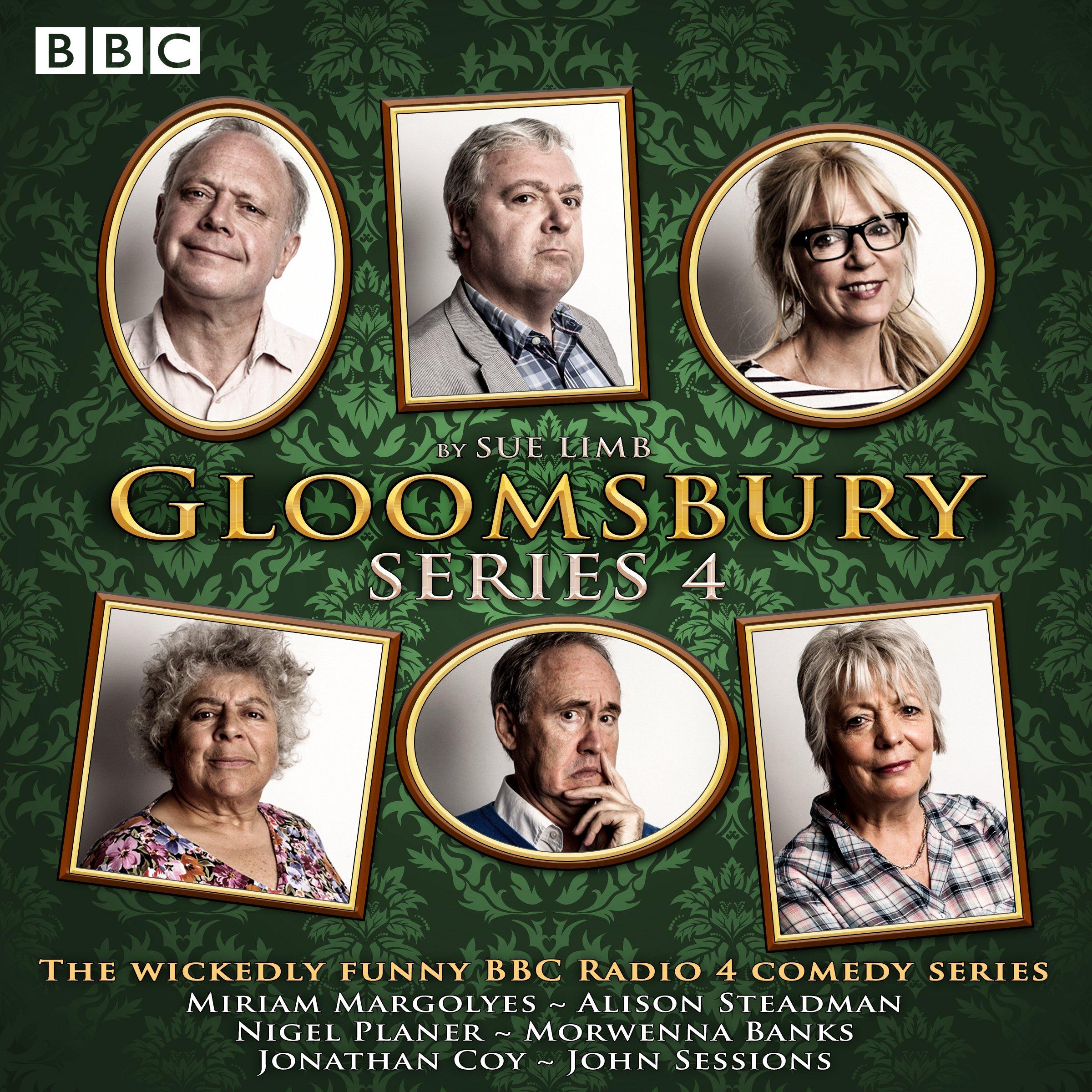 Gloomsbury: Series 4: The hit BBC Radio 4 comedy (BBC Audio): Amazon.co.uk:  Sue Limb, Alison Steadman, Full Cast, John Sessions, Jonathan Coy, ...