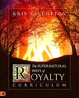 Amazon com: The Supernatural Ways of Royalty: Discovering Your