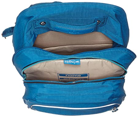 Kipling CLAS Soobin L Mochila Grande, 49 cm, 28 litros, Blue Green Mix (Azul): Amazon.es: Equipaje