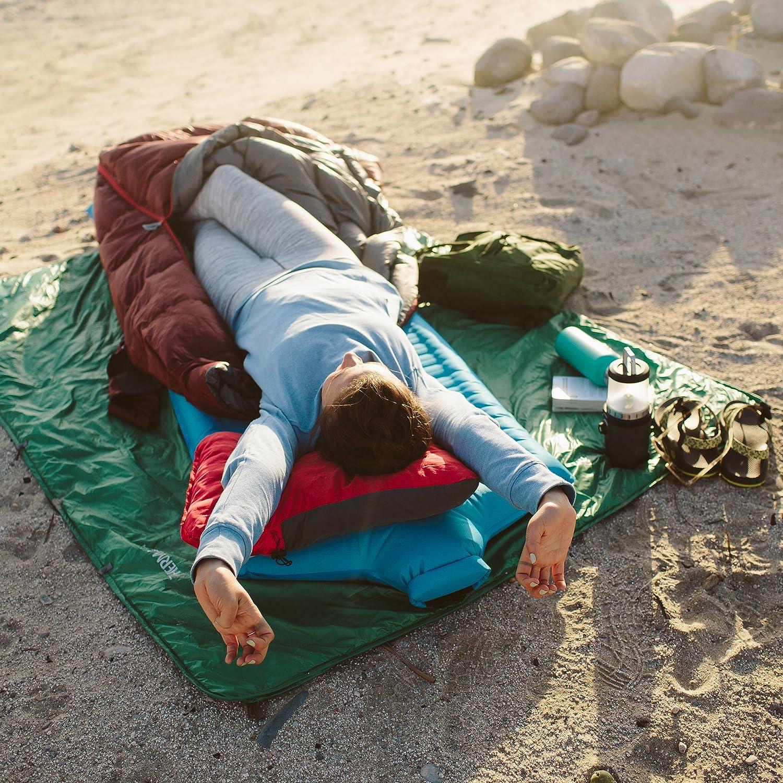 Therm - a - - Rest Compressible - a Almohada de acampada 2c596a