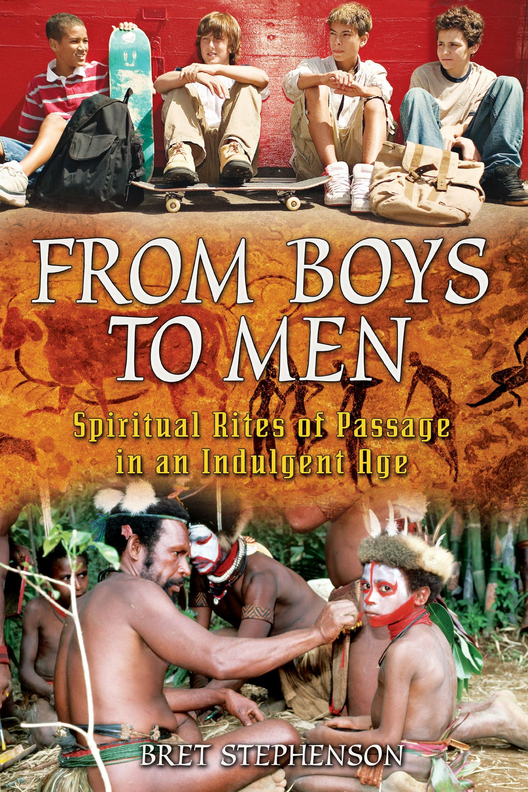 Download From Boys to Men: Spiritual Rites of Passage in an Indulgent Age pdf