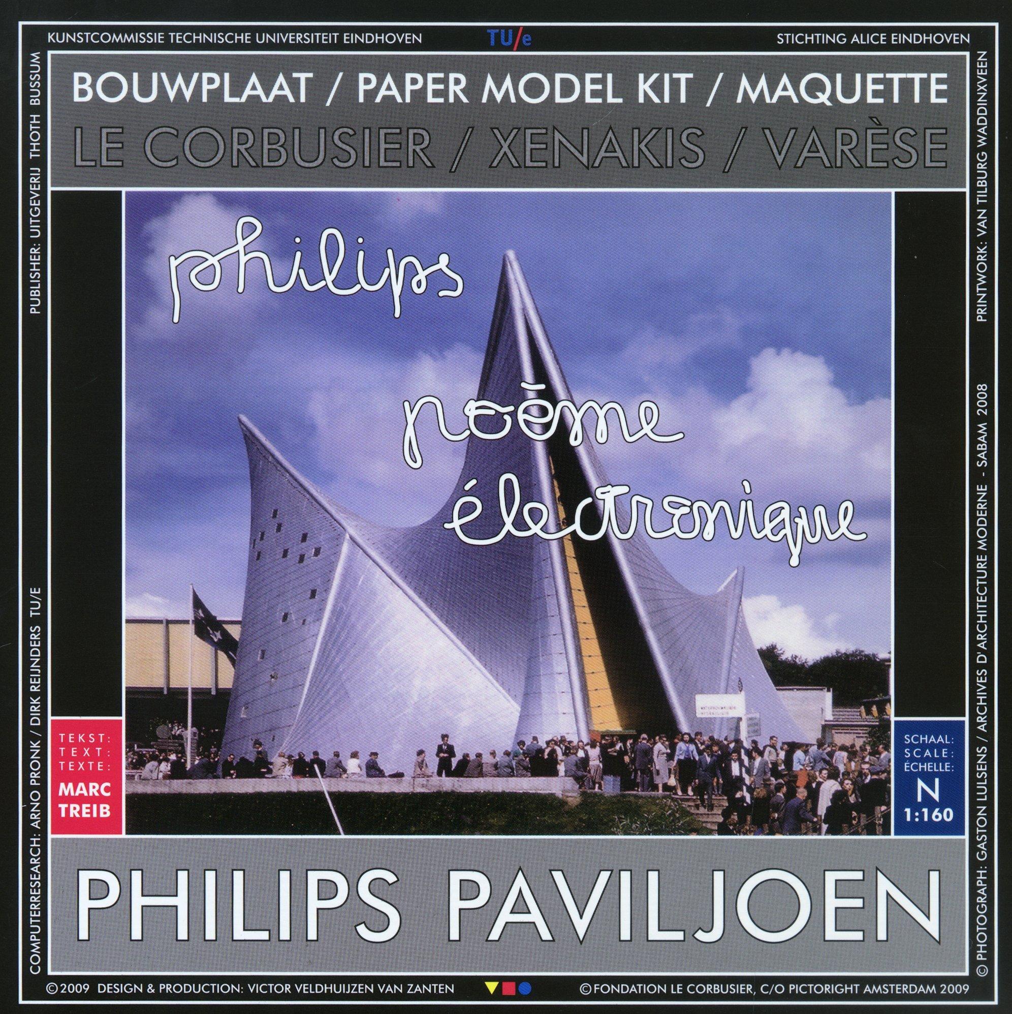 Download Le Corbusier Philips Pavilion Model PDF