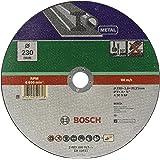 Bosch DIY Trennscheibe Metall für Winkelschleifer (Ø 230 mm, gerade, A 30 S BF)