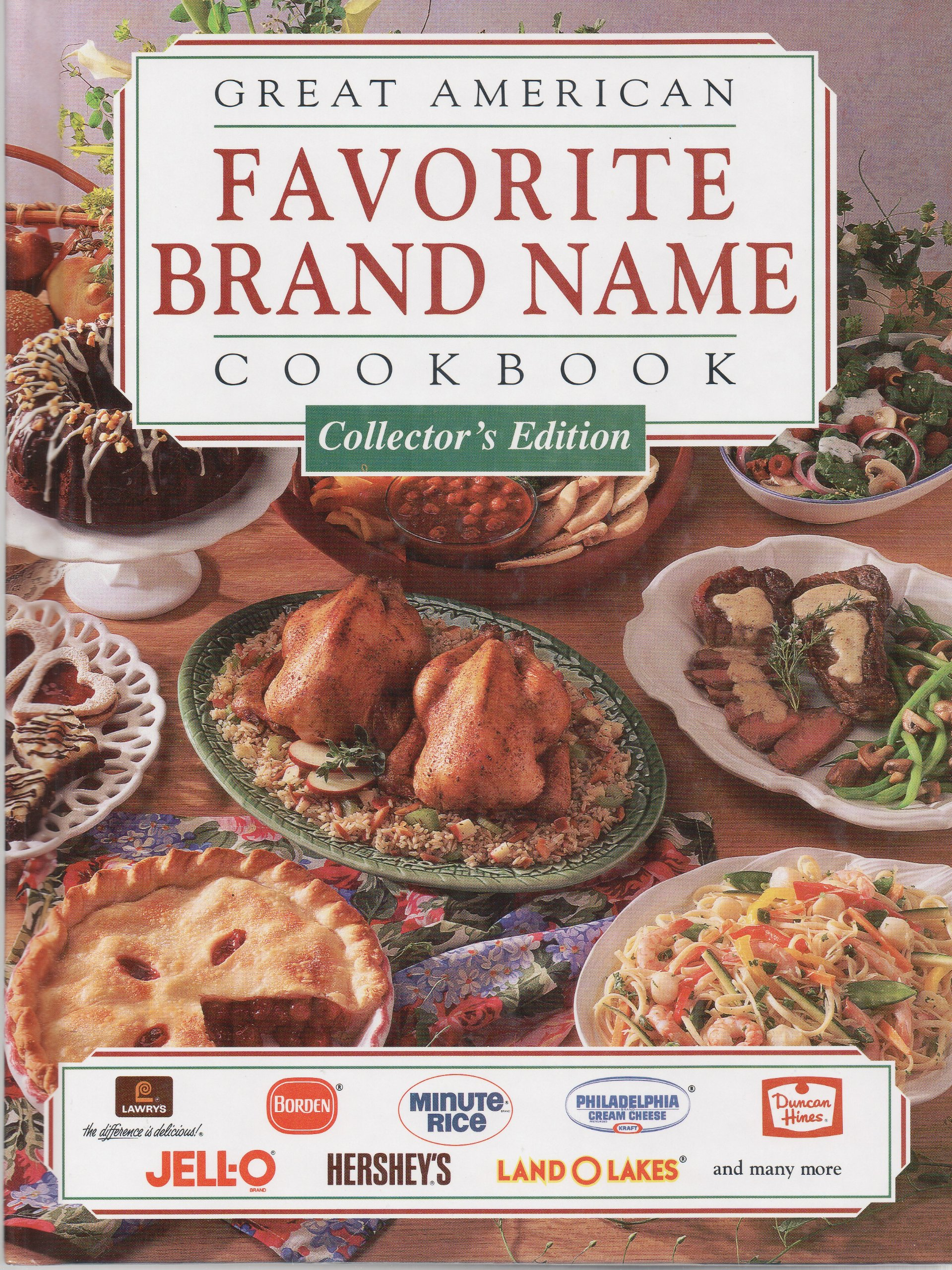 Great american favorite brand name cookbook publications great american favorite brand name cookbook publications international 9780785315759 amazon books forumfinder Images