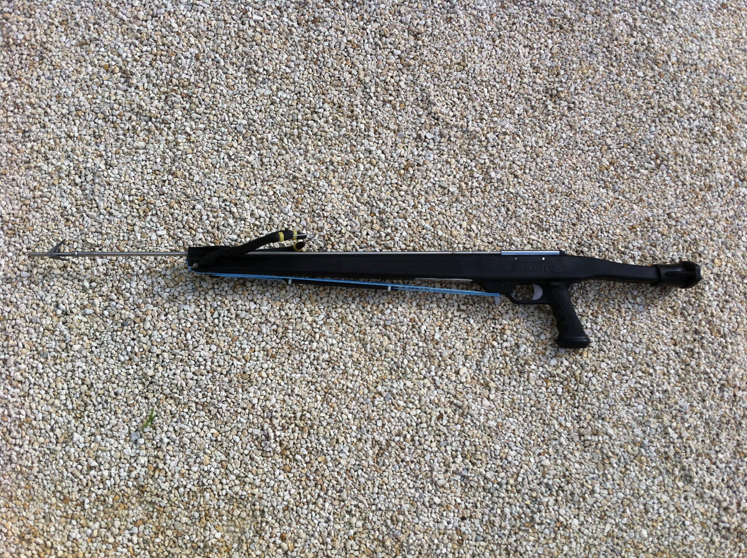 Panther 1 Speargun Bandito