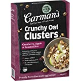 Carman's Crunchy Clusters Cranberry, Apple and Roasted Nut 500g