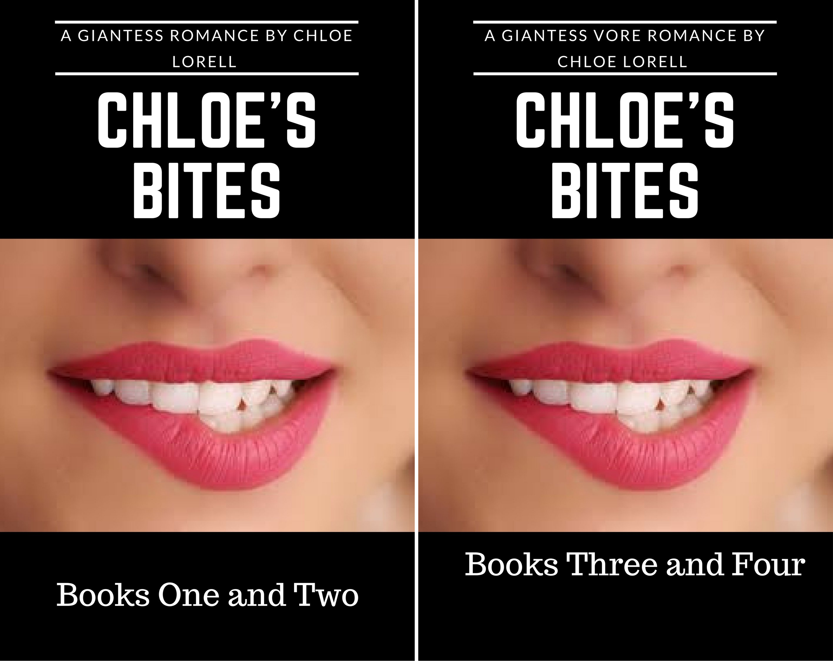 (Chloe's Bites Boxset (2 Book Series))
