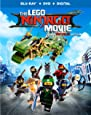 The Lego Ninjago Movie (Blu-ray + DVD + Digital HD UltraViolet Combo BIL