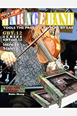 Garage Band Theory – GBTool 12 Intro to Scales: Music theory for non music majors, livingroom pickers and working musicians who want to think & speak coherently ... Tools the Pro's Use to Play by Ear Book 13) Kindle Edition