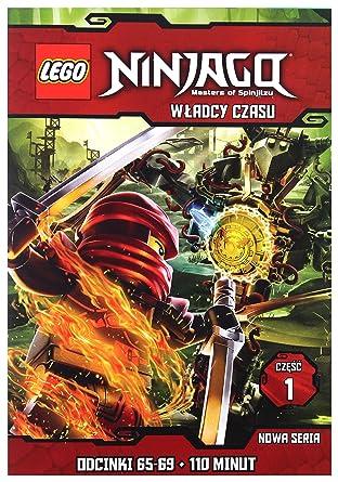 Lego Ninjago Dvd Import No English Version Amazoncouk Alex