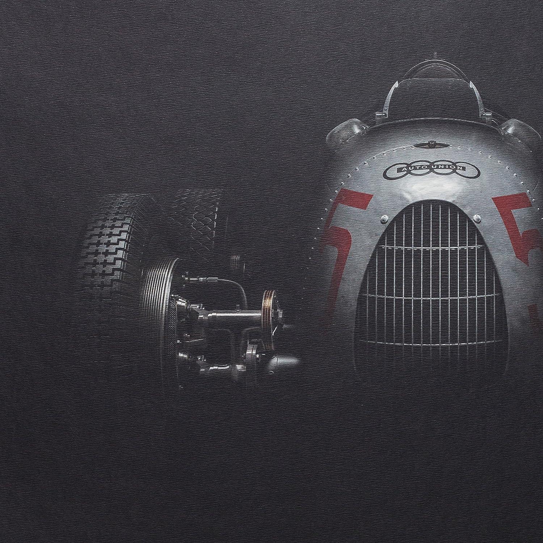 Limitierte Auflage Posters Einzigartiges Design Standard Poster Format 50 x 70 cm Auto Union Silberpfeile 1934-1939 Set Mercedes Benz