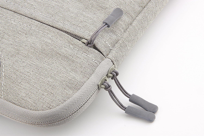 Bandouli/ère Sacoche pour Apple iPad Pro et Ordinateur Portable//PC portable//MacBook Pro//MacBook Air ZhuiKun Tissu de Denim Sac /à Main//Serviette