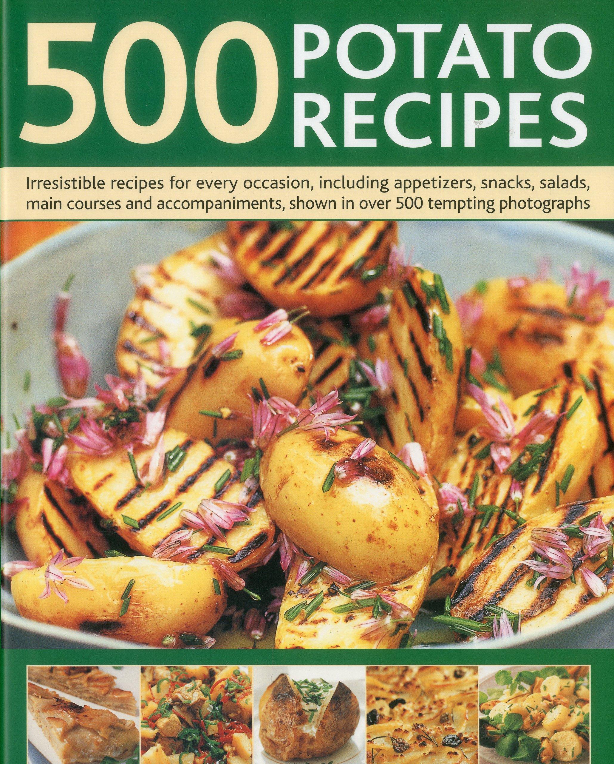 Wholesome Potatoes Cookbook