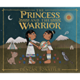 The Princess and the Warrior: A Tale of Two Volcanoes (Americas Award for Children's and Young Adult Literature. Commended) (English Edition)