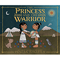 The Princess and the Warrior: A Tale of Two Volcanoes (Americas Award for Children's and Young Adult Literature…