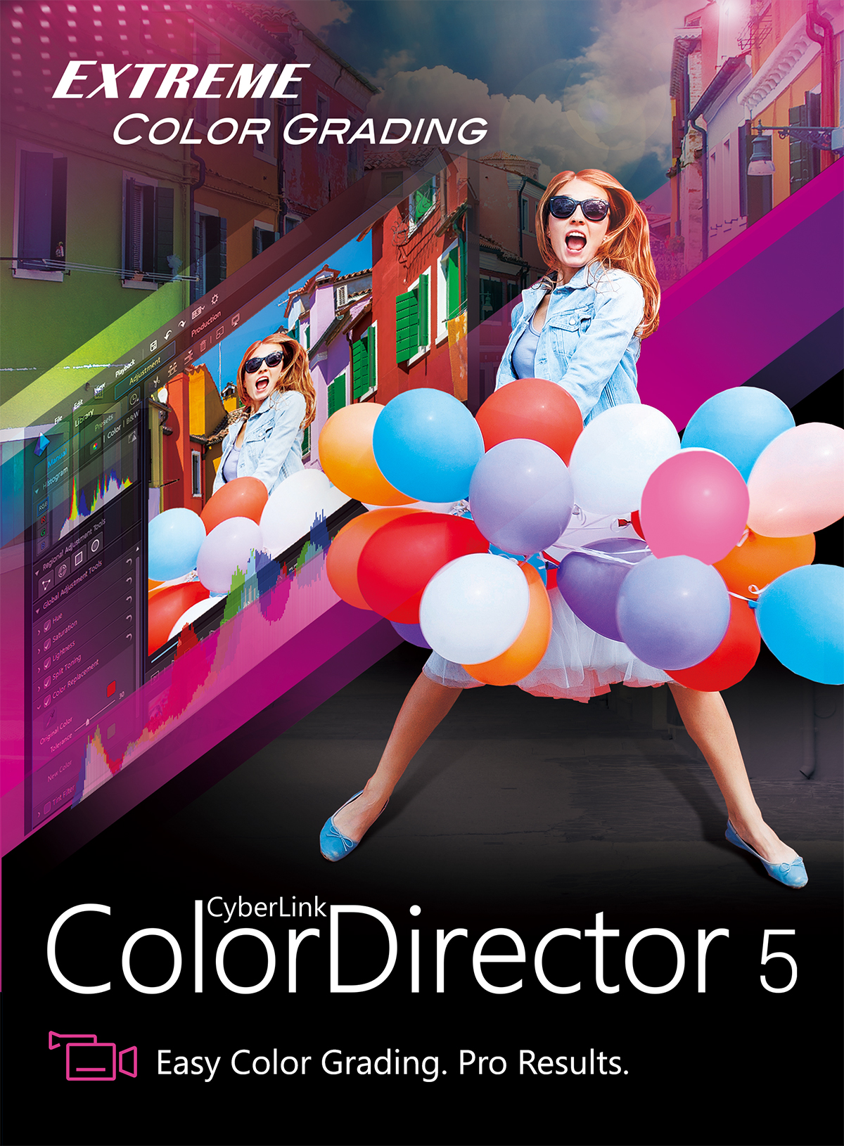 CyberLink ColorDirector 5 Ultra [Download]