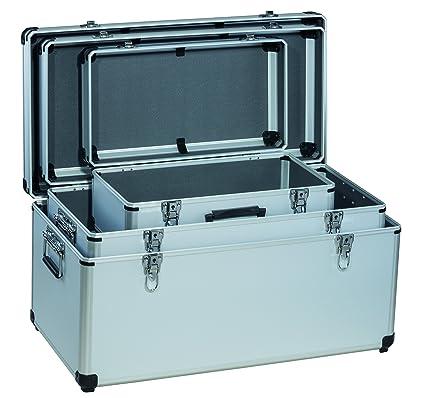 3pieza Cajas de Transporte Aluminio Plus basic > BC < 3i1 Marco de Aluminio de Juego
