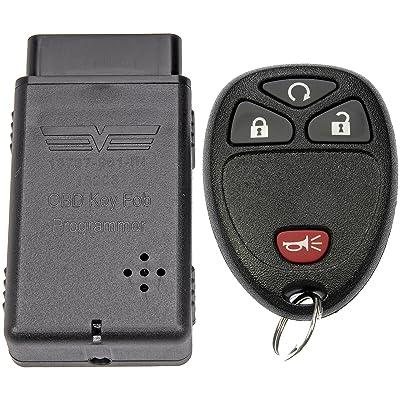 Dorman 99162 Keyless Entry Transmitter for Select Models, Black (OE FIX): Automotive