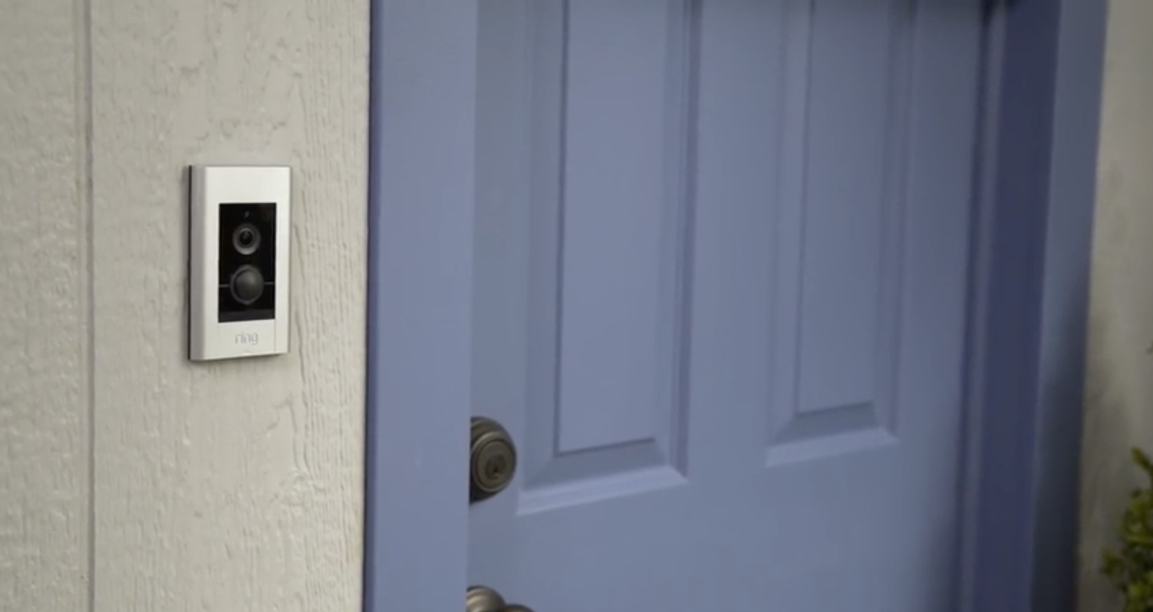 Installing Ring Video Doorbell Elite