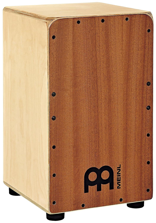 MEINL Percussion マイネル カホン Woodcraft Professional Cajon WCP100MH 【国内正規品】 B079FQ2T22 Mahogany Mahogany