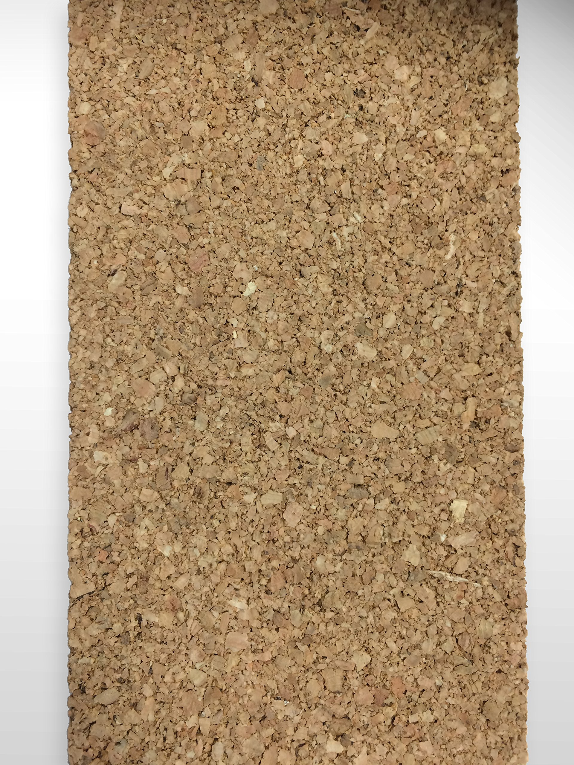 Thick Multi Purpose Cork Strips (8 Pack) Classroom Bulletin Board Bar 36x3.5x0.5 Inches by Jelinek Cork Group (Image #3)