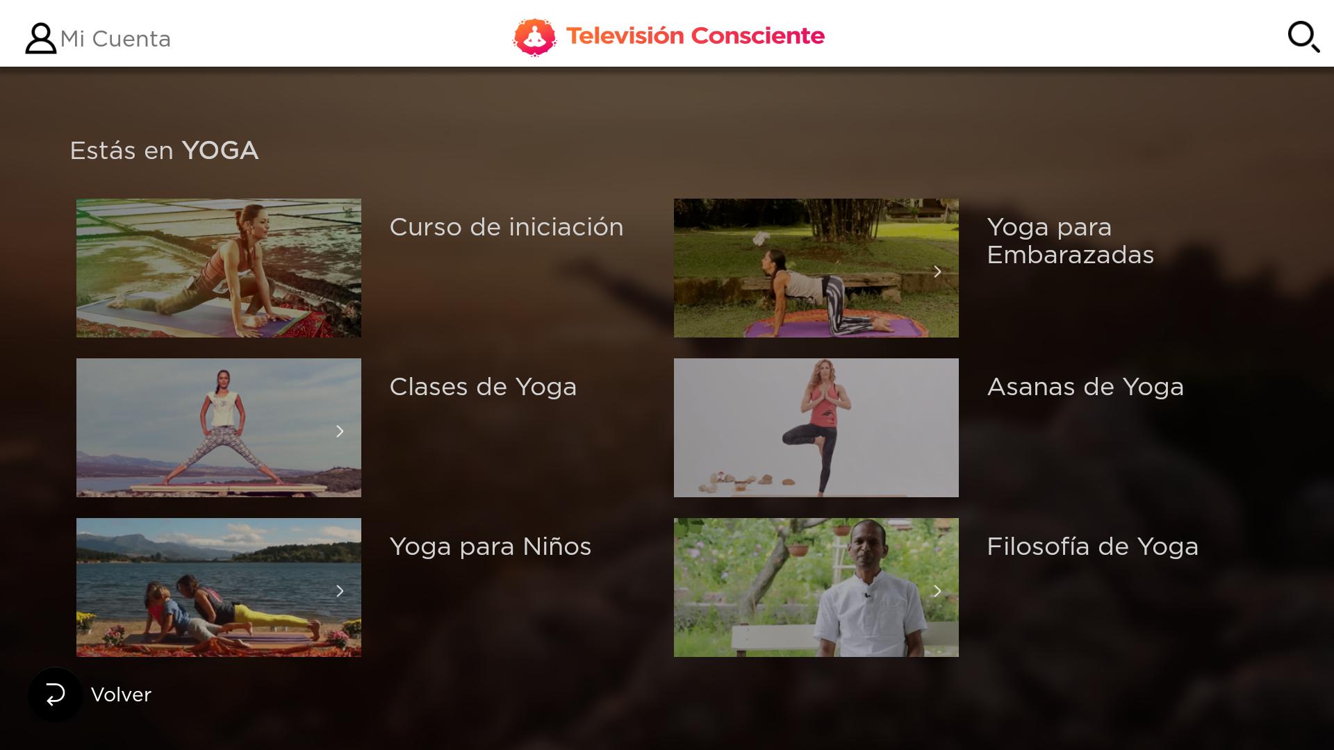 TV Consciente - Yoga, meditación, vida saludable