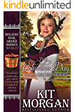 The Columbus Day Mail-Order Bride (Holiday Mail Order Brides Book 13)