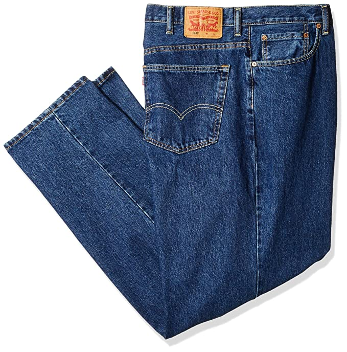 Amazon.com: Levis Big and Tall 560 Comfort Fit Jean ...