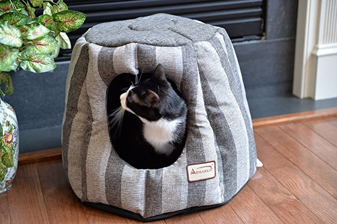 Armarkat C30CG 2016 Cat Bed 18 Pearl and Putty