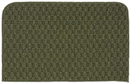 Garland Rug Town Square Kitchen Slice Rug, 18 Inch By 30 Inch,