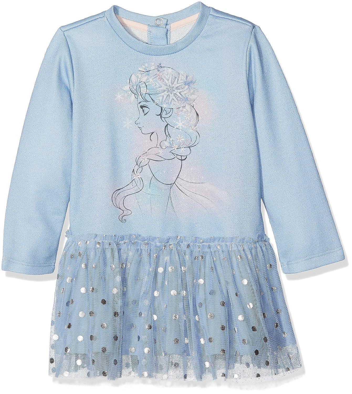 Disney Vestito Bimba Disney 09003204000000 Turchese (Azzurro Medio) 86 (Taglia Produttore:004)