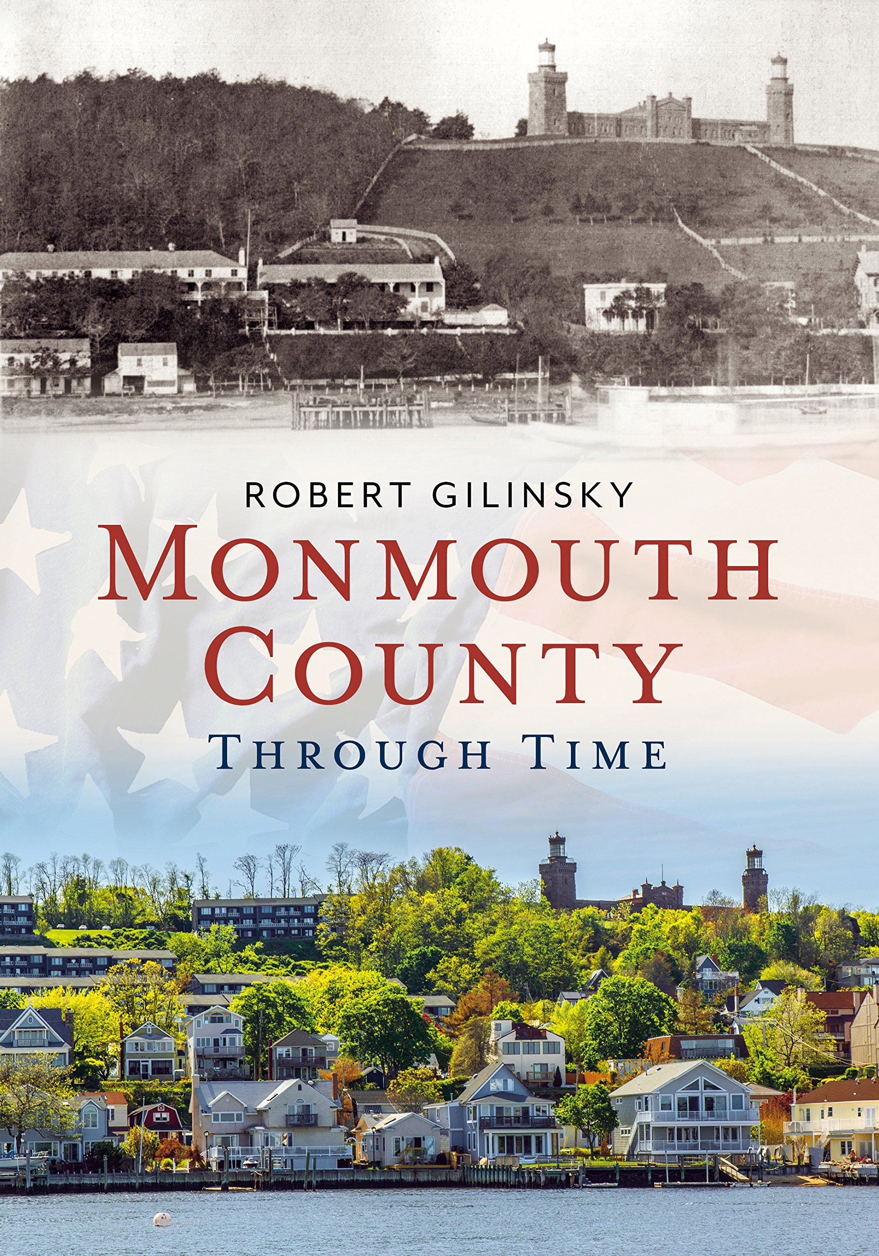 Read Online Monmouth County Through Time (America Through Time) ebook