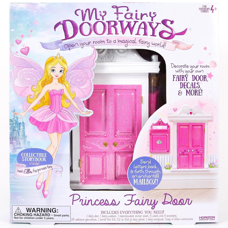 Amazon.com My Fairy Doorways - Princess by Horizon Group USA Toys u0026 Games  sc 1 st  Amazon.com & Amazon.com: My Fairy Doorways - Princess by Horizon Group USA ... pezcame.com