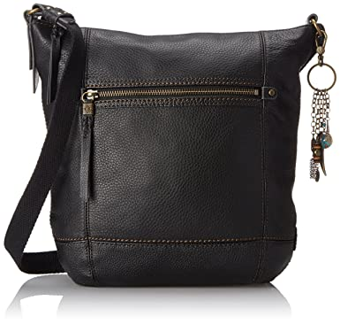 The Sak Sequoia Crossbody Bag, Black, One Size  Handbags  Amazon.com eac7f2169f